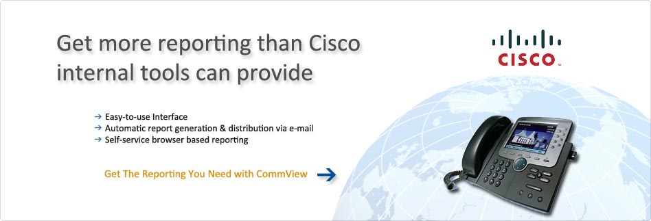 The Reporting You Need for Cisco Phones