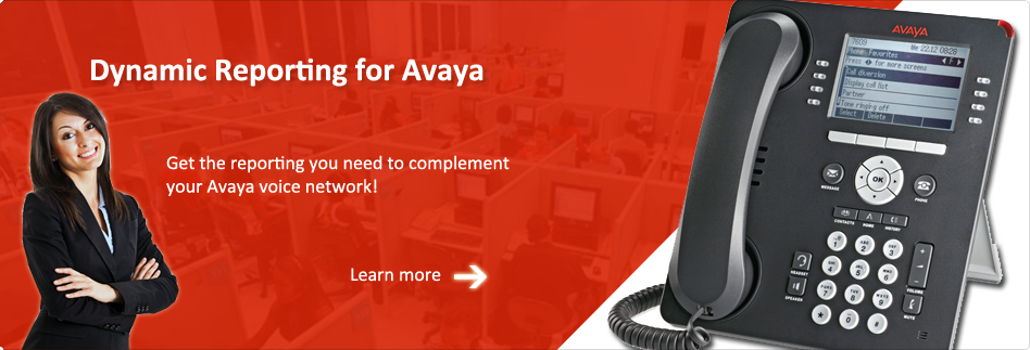 Avaya Call Reporting